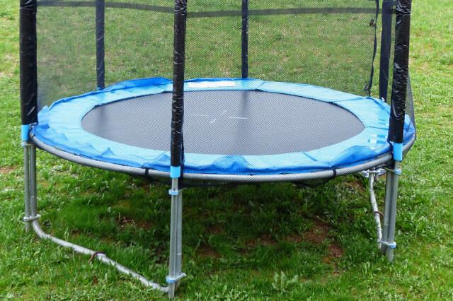 mantenimiento trampolines